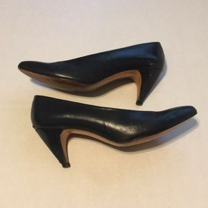 Evan - Picone Made in Spain Leather Pumps